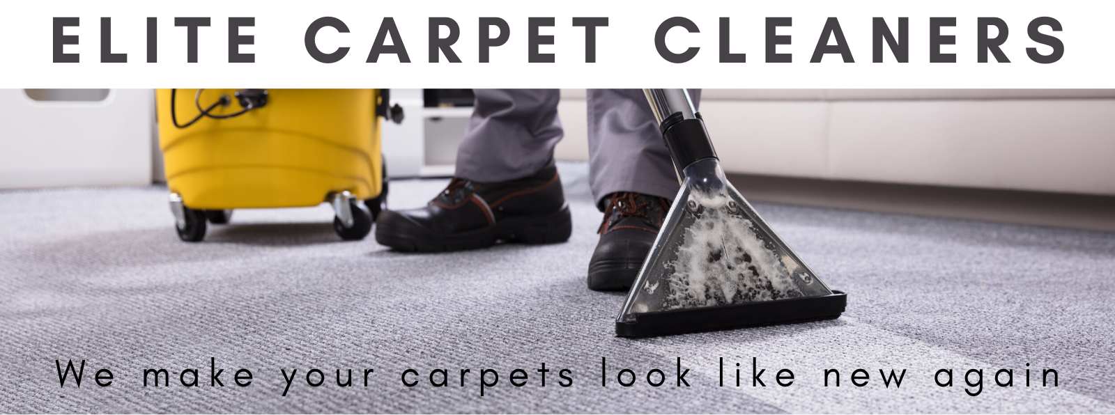 Elite Carpet Cleaners